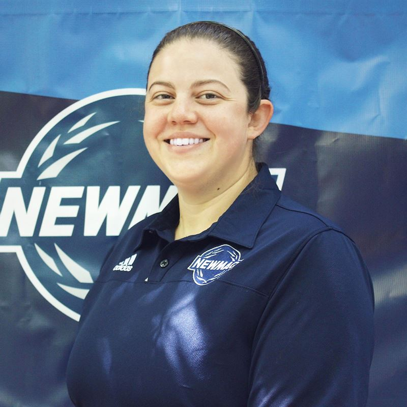 Endicott and Van Loan School alumna Taylor Teixeira's athletic administration career takes flight with new opportunities at NEWMAC.